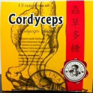 Экстракт гриба Кордицепс Китайский
