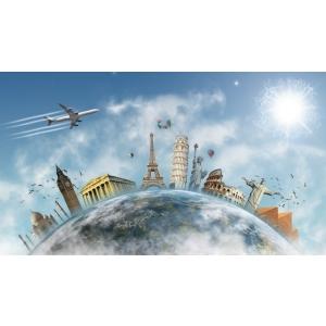 Расчёт Начала и окончания путешествия, перелетов