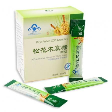 Сосновая пыльца с олигосахаридами (для кишечника)