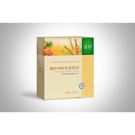 Сосновая пыльца с овощами в порошке (для похудения)